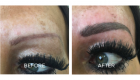 correction and removal semi permanent makeup brow 2