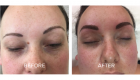 correction and removal semi permanent makeup brow 3