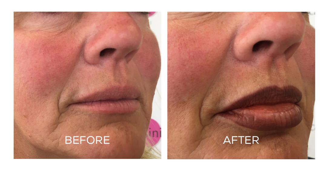 semi permanent makeup lip portsmouth hampshire 2