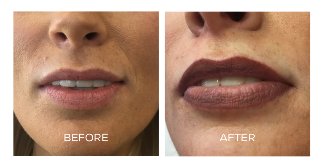 semi permanent makeup lip portsmouth hampshire 4