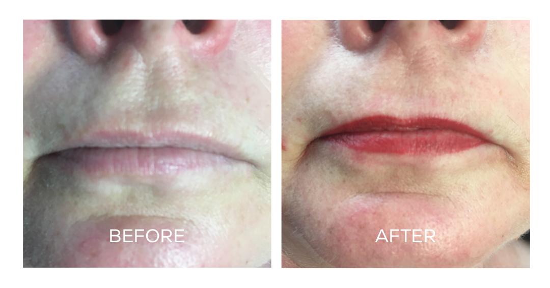 semi permanent makeup lip portsmouth hampshire 5