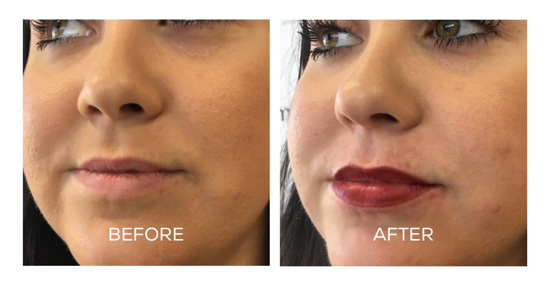 semi permanent makeup lip portsmouth hampshire