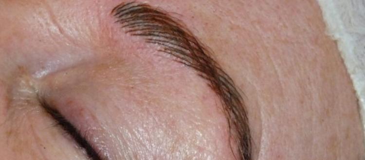 Microblading   Permanent Makeup Brows
