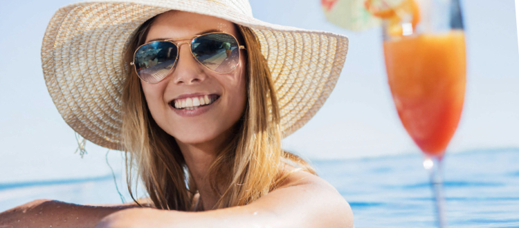 how to look after your permanent makeup in summer