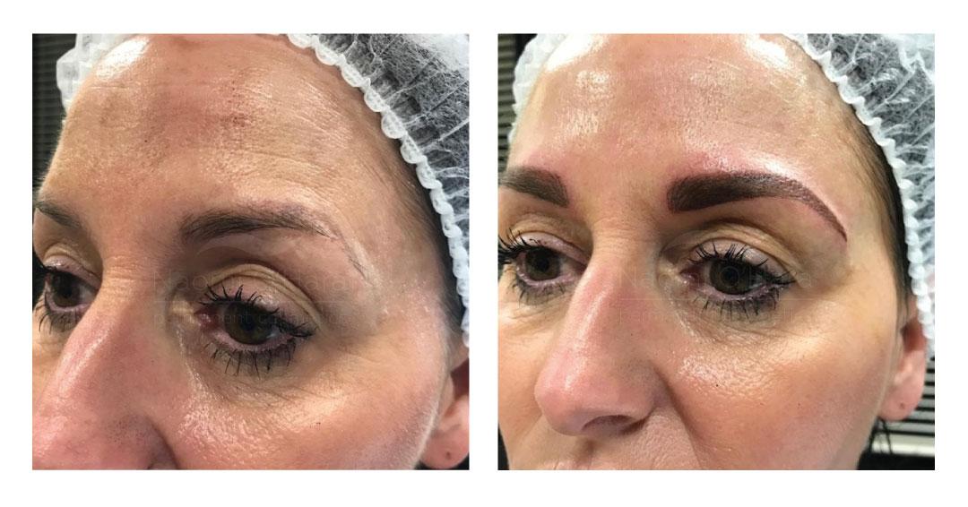 Before & After - Naomi O'Hara Permanent Makeup | Microblading